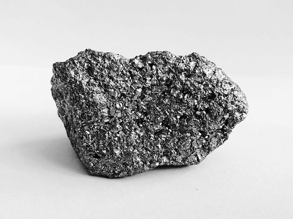 Pyriet black n white Blackandwhite Pyrite EyeEm Selects Studio Shot White Background No People Close-up Day