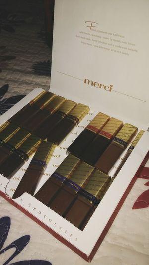 Chocolate Delicious Mercy