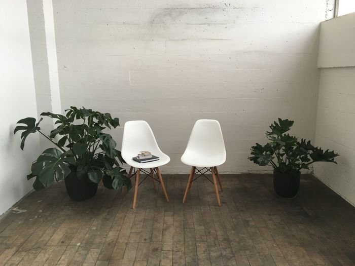 Absence Architecture Chair Day Empty Furniture Indoors  No People Plant Table