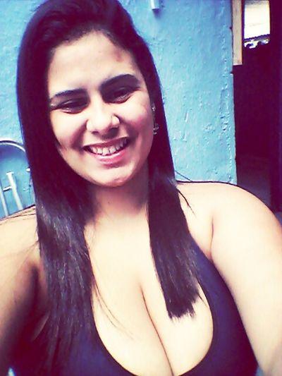 Eu Linda Descascando ;) First Eyeem Photo
