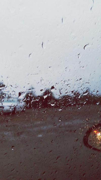 Rainy Days Rain Raindrops Enjoying Life Wet Water Reflections