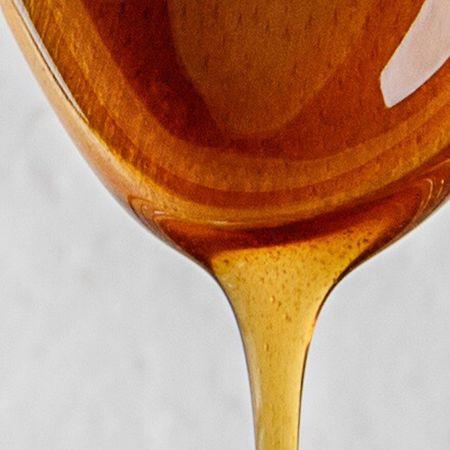 Honey in macro Honey HoneyBee Close-up Freshness Macro Photography Indoors