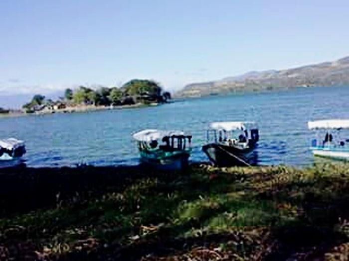 Holiday POV Lago Suchitlan ( Suchitoto, Cuscatlan) El Salvador