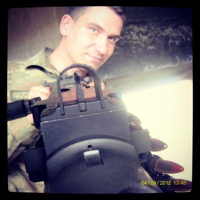 Hakkari Cukurca Soldier Sınır antiaircraft 12.7mm me