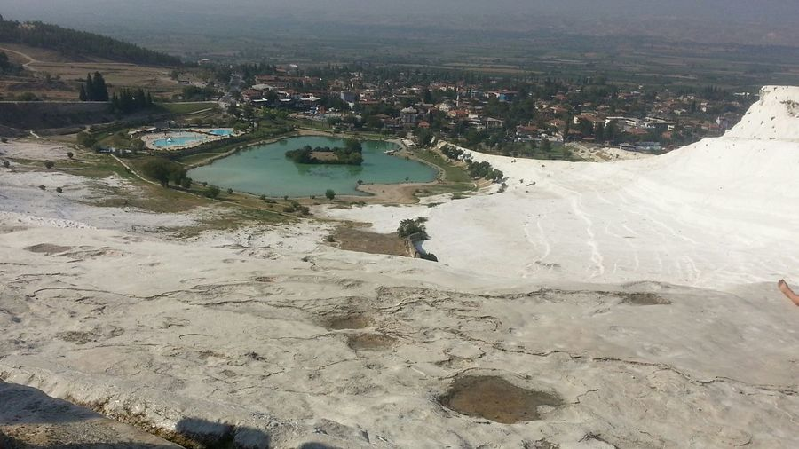 ızmir ❤ Amazing View Turkey Denizli Pamukkale Pamukkale Travertenleri Holiday Trip Manzara Verynice View
