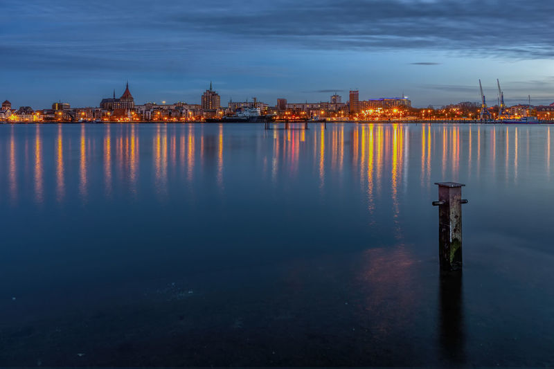 Rostock blue