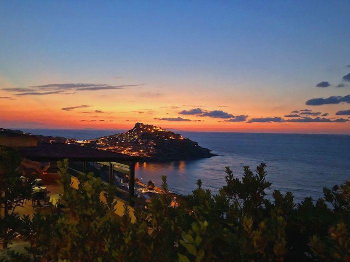 Sardinia Sky