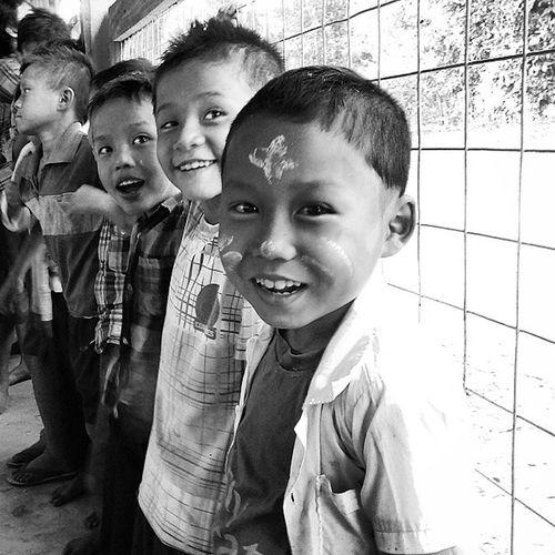 Smile Freely Wholeheartedly Villagekids village childrenneedthelord childrenoftomorrow future helpthemup