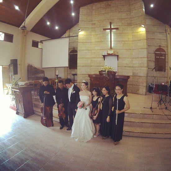 Wedding Latepost Bride Roland &ellen