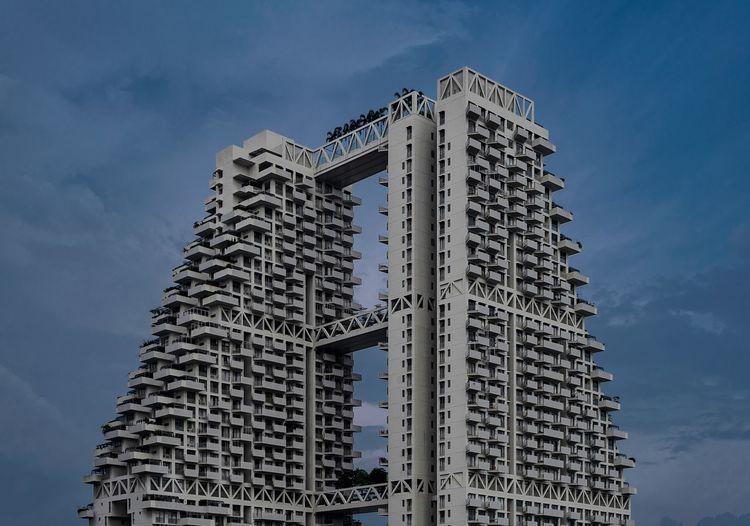 Tetris Sky Low
