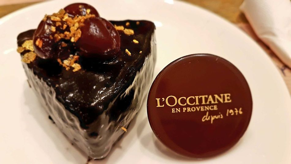 Loccitanecafe Chocolate Cake Loccitane