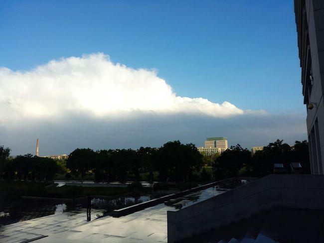 昆仑堂 After The Rain Clouds And Sky Enjoying Life Lanzhou Silence