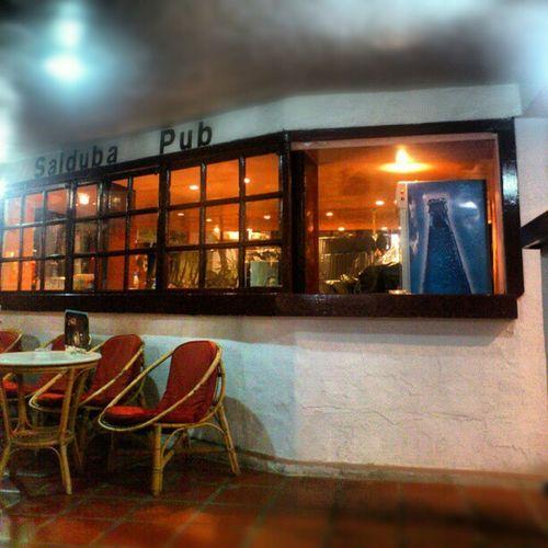 Salduba Pub One of the Best  Spots place on the purto_banus marbella spain