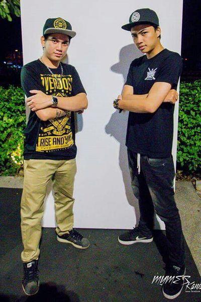 My buddy DUO MC lobby & DJ Jiibi HipHopStyle Hiphoplife Swag Hiphop Dance Overdose DC Adidas Superstar SNAPBACK♡ Nike Shoes