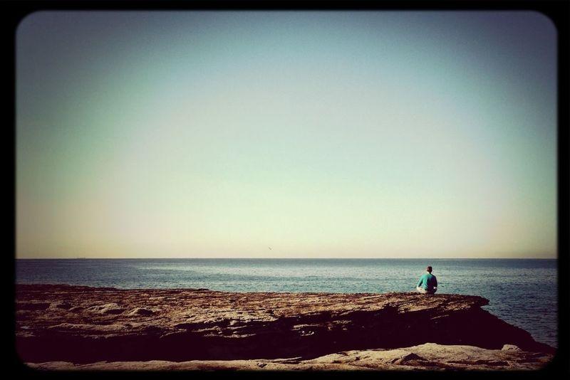 Relaxing Enjoying The Sun Meditating Fresh Air