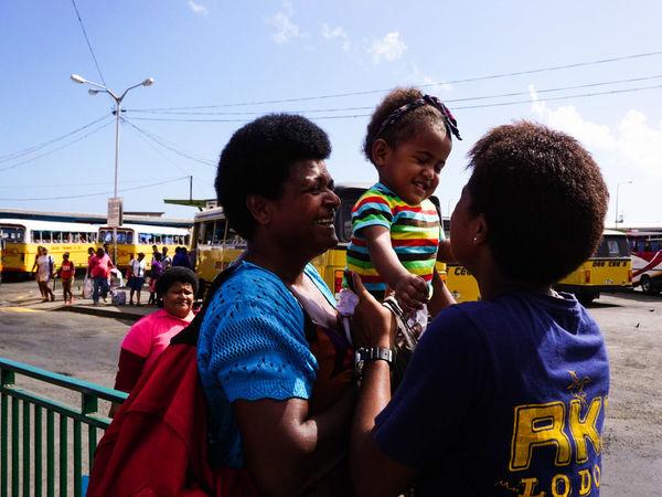 Battle Of The Cities SUVA FIJI ISLANDS Fiji Islands Streetphotography Street Photography Streetphotography Colors