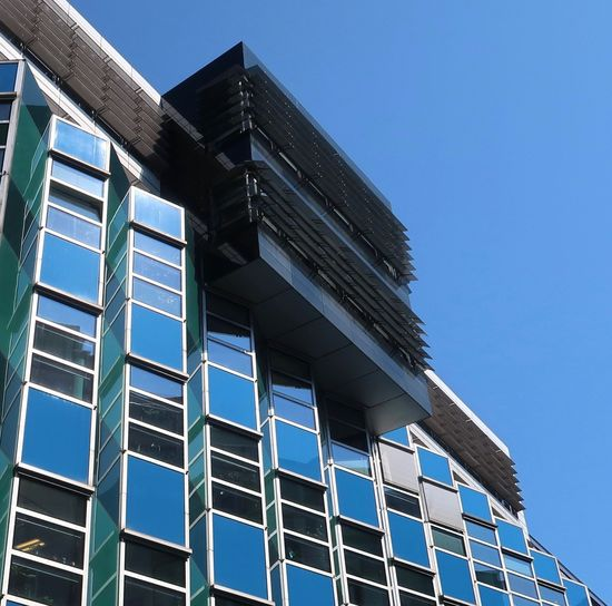 Building Exterior Built Structure Architecture Sky Low Angle View Clear Sky My Best Travel Photo
