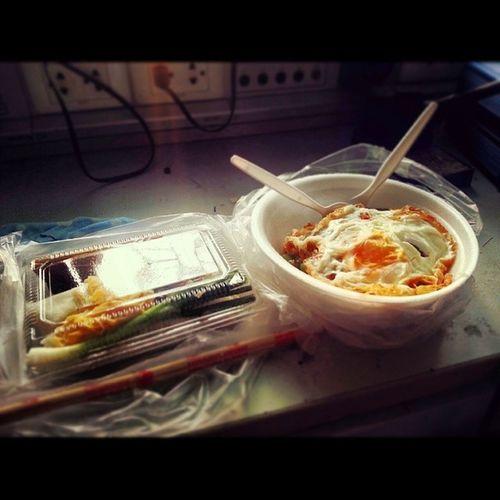 ฟินนนน... Thaifood Yummy Foodhistory Picoftheday food