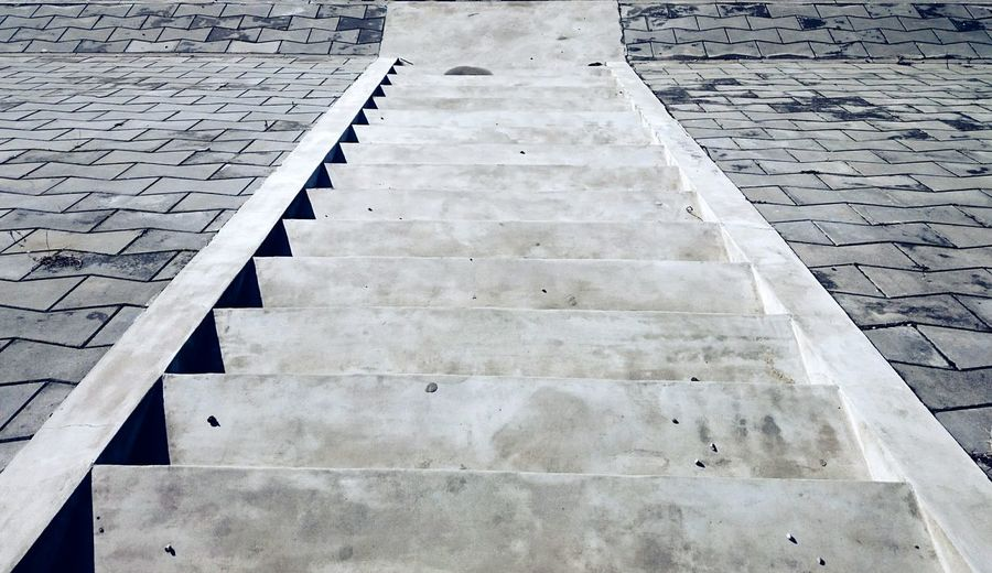 Architecture Outdoors Shadows Steps Minimalism From Above  Torun, Poland