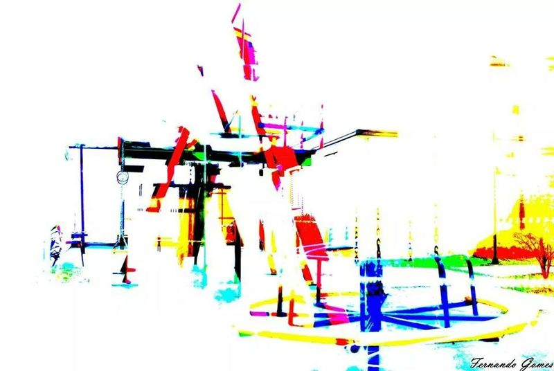 Playground Picture Abstract