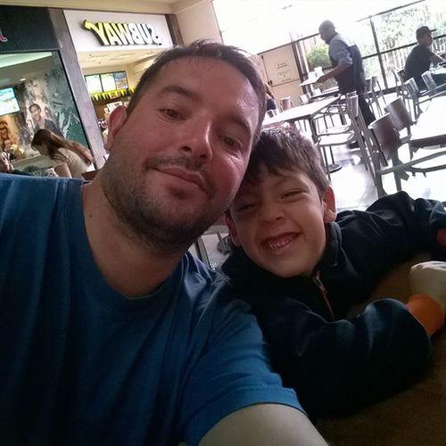 El es mi niño y yo me veo en el Teamohijo Soyfeliz  Soyfelizatulado