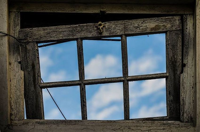 Window Window Old Broken Blue Sky Clouds Cloudy Delhi India Cp Photography Travel Abstract Explore Exploring Instagram Picoftheday Beauty Beautiful Nikon Natgeo Natgeoindia Photogrid Photogram Texture wooden lines vsco vscogrid streetsofindia