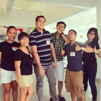 Models ang peg?! Ganyan? :) Teamtransformationday Teamawayday