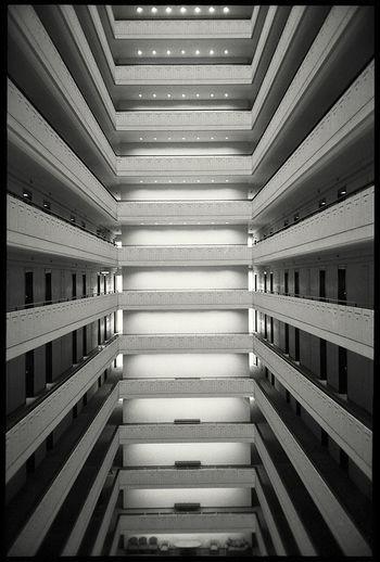 Lima Sheraton, Peru, 2003. Hotel Lima Peru Blackandwhite Travel Atrium Travel Photography Architecture Luxury Hotel Architectural Design