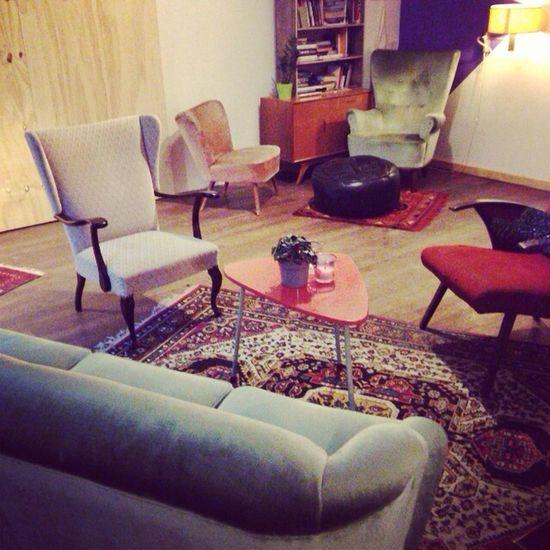 Living Room Arthostel Ani&haakien Traveling #rotterdam