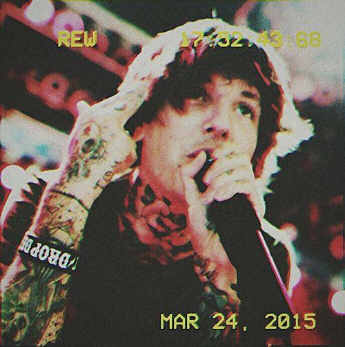 Oliver Sykes edit for my instagram @bands.make.me.scream😍 Bringmethehorizon Oliver Sykes Glitch Edit Grungeedit