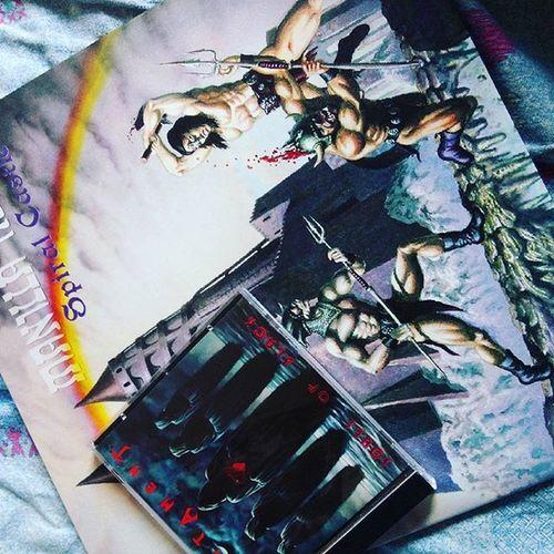 Love Testament Manillaroad Vinyl Music