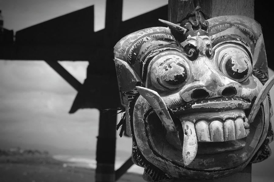 Bali's Barong mask Tradition Cultures EyeEmNewHere Eyeem Photography Eyeemculture Eyeemphoto EyeEm Indonesia