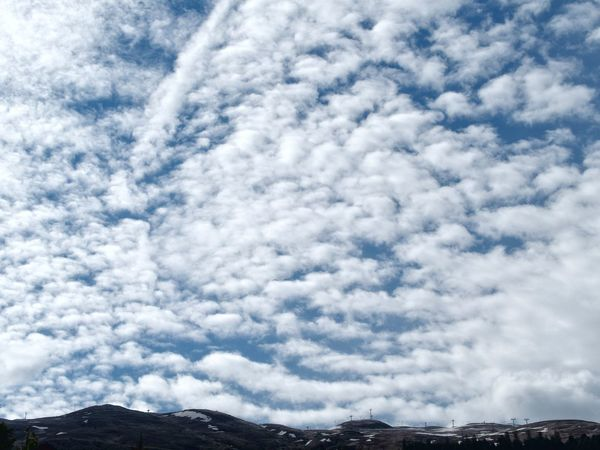 Beauty In Nature Cloud - Sky Day Low Angle View Mountain Nature No People Outdoors Scenics Sky Tranquil Scene Tranquility