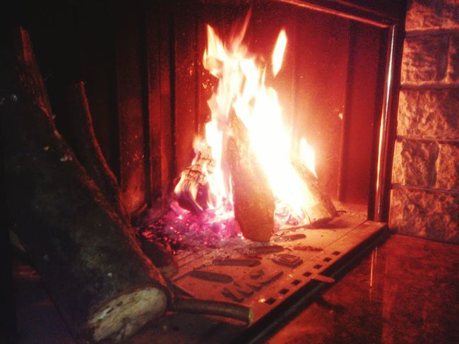 Capodanno al caldo Taking Photos Hello World Capodanno2014 Camino Fire
