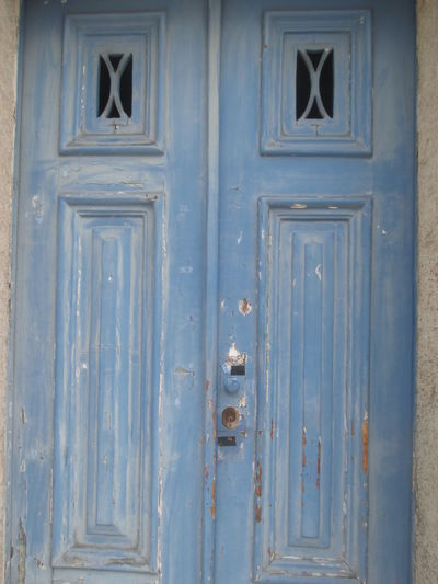 Beauty Of Decay Blue Blue Door Close-up Closed Closed Door Day Decay Door Entrance Gate Forgotten Doors Full Frame No People Old Buildings Old Door Old Story Old Style Old Woodden Door Old-fashioned Outdoors Pale Blue Resisting The Time Symetry Time Passing By Wood - Material