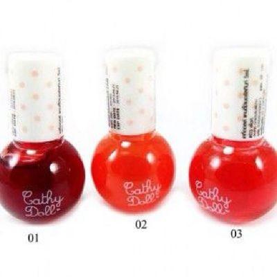 Cathy Doll Candy Mineral Tint Mineral Tint : Red, Orange, Pink - seperti lip tint biasa - waterbase - terus serap di bibir - nampak natural Sayajual Iklanig Visitmyig Visitig cathydollglutaskincare WA 0137471749