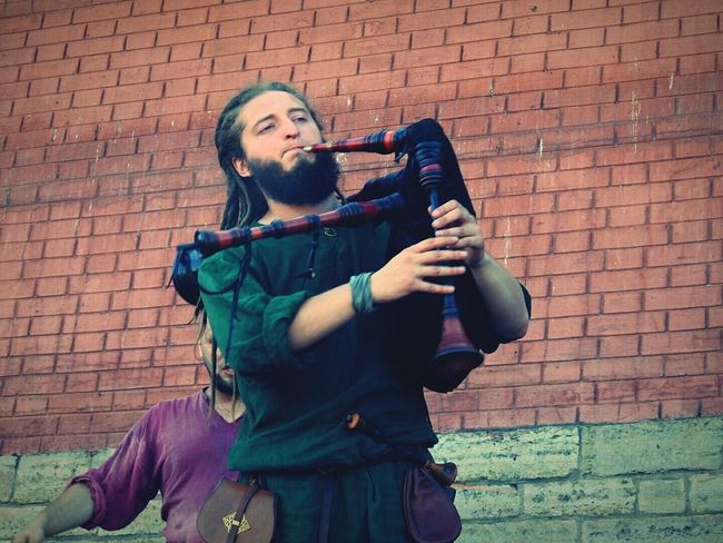 Lifestyles Day Scottish Bagpipes Colors Of Sankt-Peterburg Summer Memories 🌄 Petropavlovskayafortress Concert Photography Street Musicians Sole...☀ Sunny Colors And Patterns Sankt-Petersburg Russia