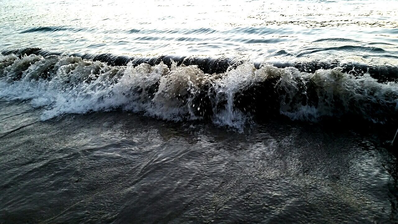 water, nature, sea, no people, beauty in nature, waterfront, outdoors, motion, day, wave, close-up