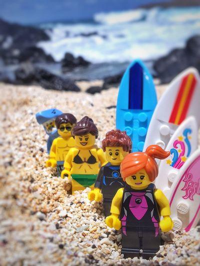 LEGO Lego Mini Figures Lego Minifigures Legophotography Lego Adventures Lego Photography Legominifigures Legominifigs Legos Surf's Up Land Shark