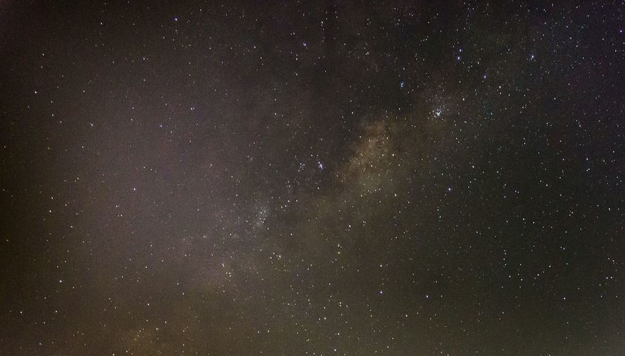 Trying out the expose to the right technique to get a half decent shot of the milkyway from my light polluted inner city balcony, the colors are off but you get the idea. Night Photography Stars Astrophotography Night Milkyway Milky Way Ettr A6000