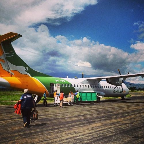 Precissionair Airportarusha Arusha Tanzania