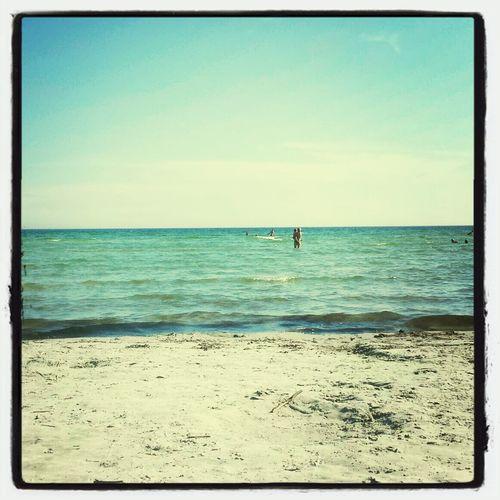 Sandviken beach!
