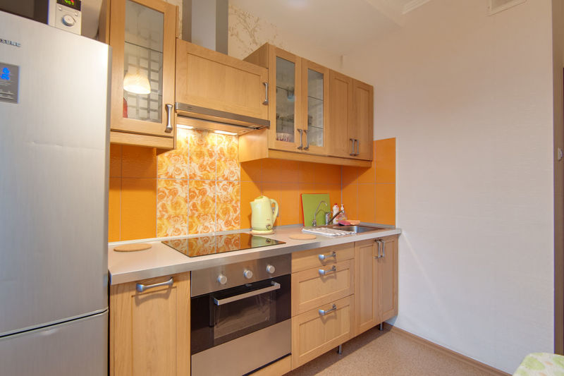 Home Domestic Room Kitchen Domestic Kitchen Home Interior Indoors  Home Showcase Interior Kitchen Counter Food And Drink Household Equipment Modern Furniture Cabinet No People Tidy Room Wealth Luxury Appliance Fruit Neat Flooring