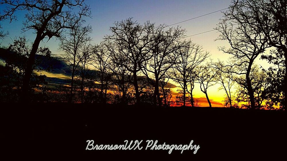 3 of 4 sunset pix from tonight's sunset in Branson Missouri Taking Photos Check This Out Hello World Enjoying Life View Beautiful Surroundings Lovely Weather Capture The Moment
