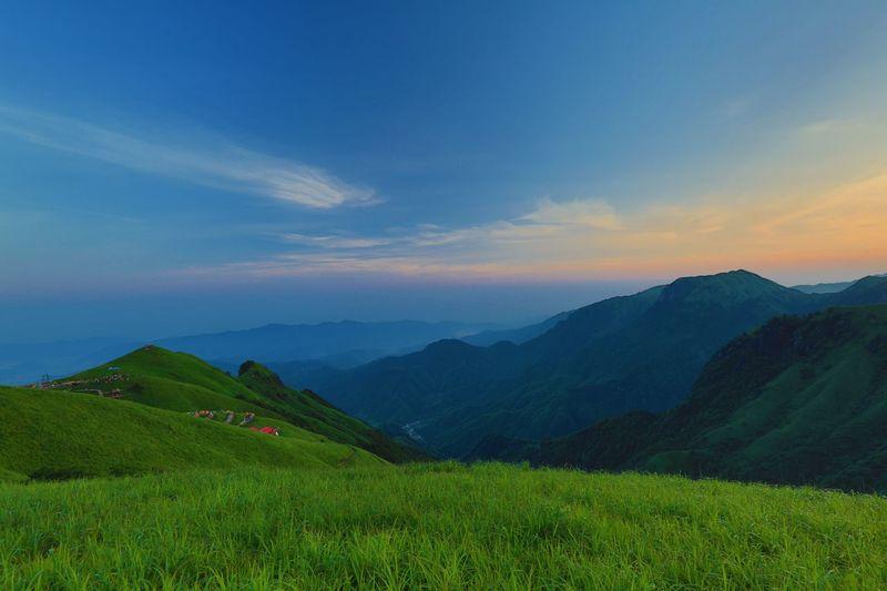高山草甸 Scenics -