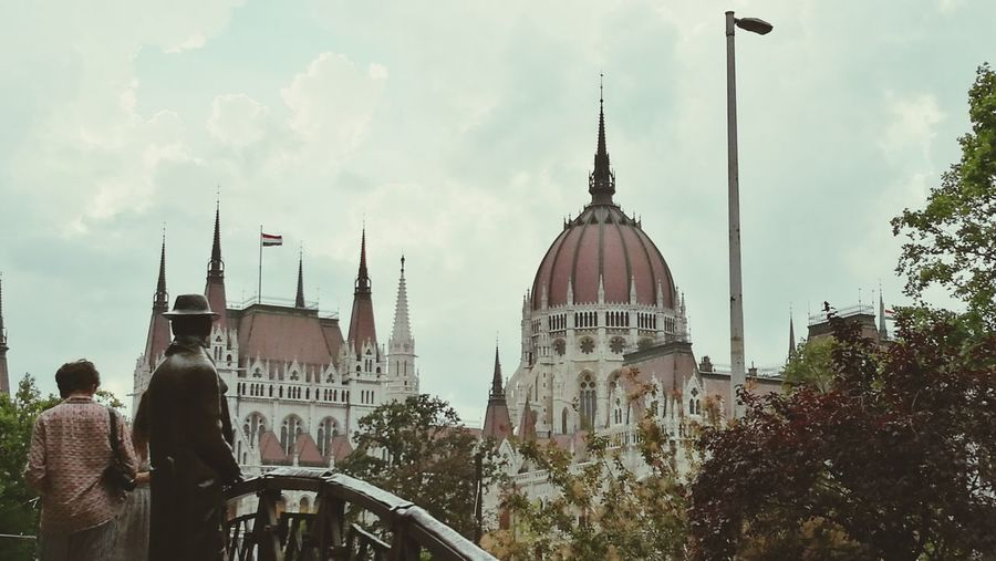 Hungary Budapest Parliament Building Traveling Travel Photography Discovering Interrail Europe Trip