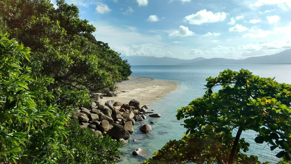 Cairns, North Queensland, Australia Island Relaxing Moments Summer Beach Chill Cairns Relaxing View Peaceful View Colors Nature No People Hidden Places Australia