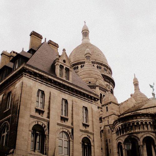 Sacre Coeur Paris Photography