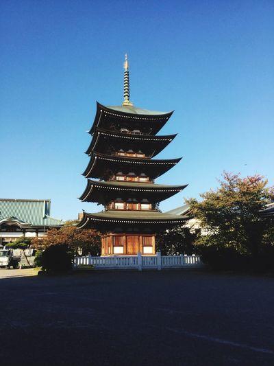 Noce day for walk aroundKakuozan festival and Nittai temple explore.