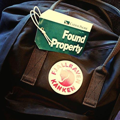 Found Property